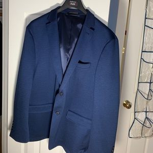 Men's Van Heusen Navy Blue Blazer